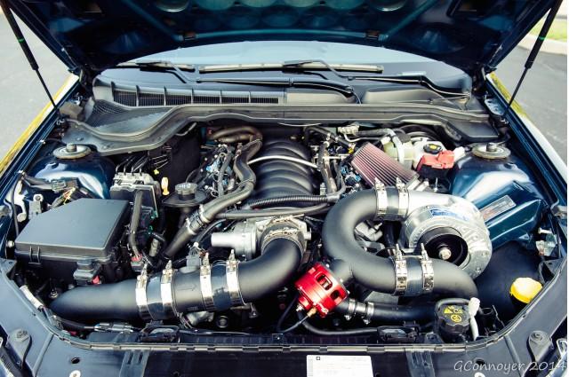 Kevin Sullivan's Chevy Caprice PPV LSX-9C1. Photos by GConnoyer Photography.