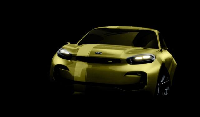 Kia Cub concept, 2013 Seoul Motor Show