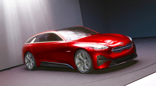 Kia Motors hires ex-BMW designer as style head