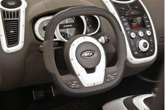 2009 Kia Soulster Concept