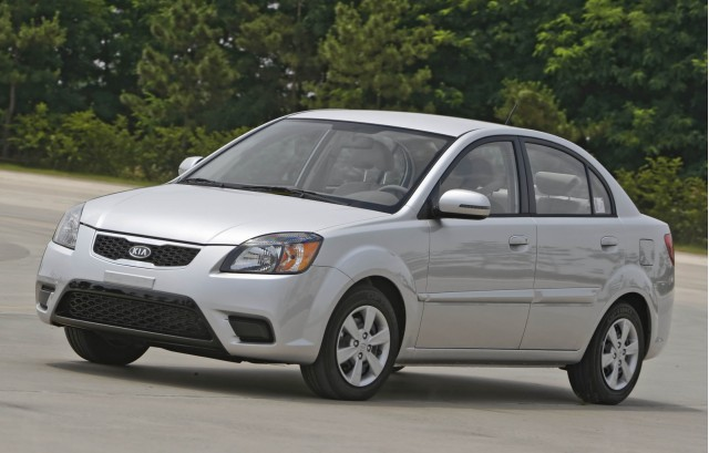 2010 kia rio review ratings specs prices and photos. Black Bedroom Furniture Sets. Home Design Ideas