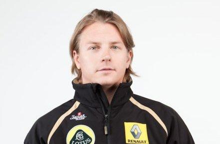 Kimi Raikkonen returns to F1 with Lotus Renault GP
