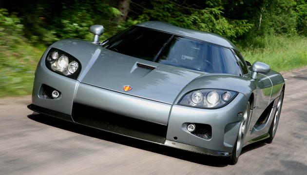 Supercar company Koenigsegg believes it has what it takes to save Saab