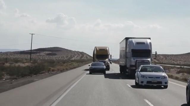 L.A. to Las Vegas In Tesla Model S (MotorTrend)