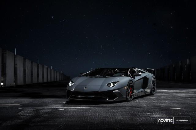 Novitec Torado Lamborghini Aventador SV