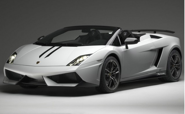 Lamborghini Gallardo Spyder Performante LP 570-4