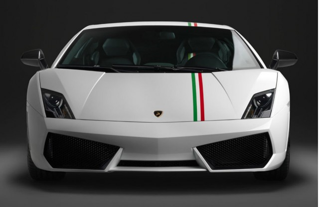 Lamborghini Gallardo LP 560-4 Tricolore Edition