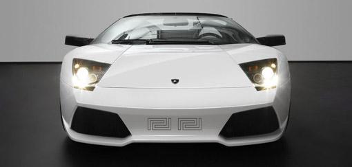Lamborghini Murcielago LP640 Roadster Versace edition