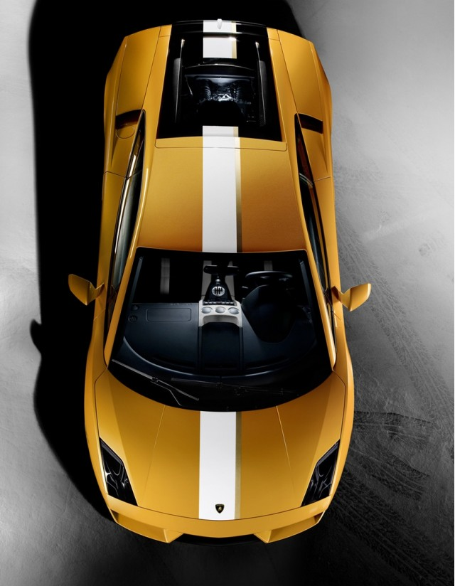2009 Lamborghini Gallardo LP550-2