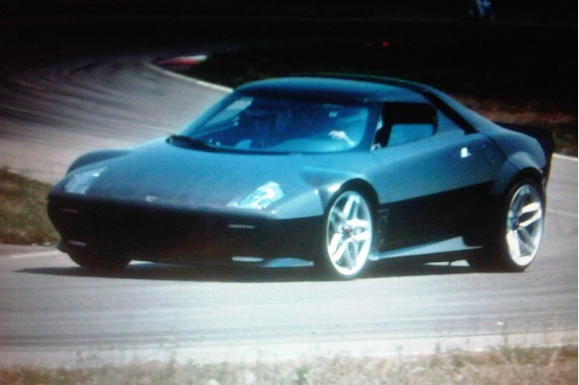 Lancia Stratos revival in the works? (image via Italiaspeed.com)
