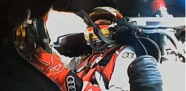 Le Mans Live On-Board with Audi