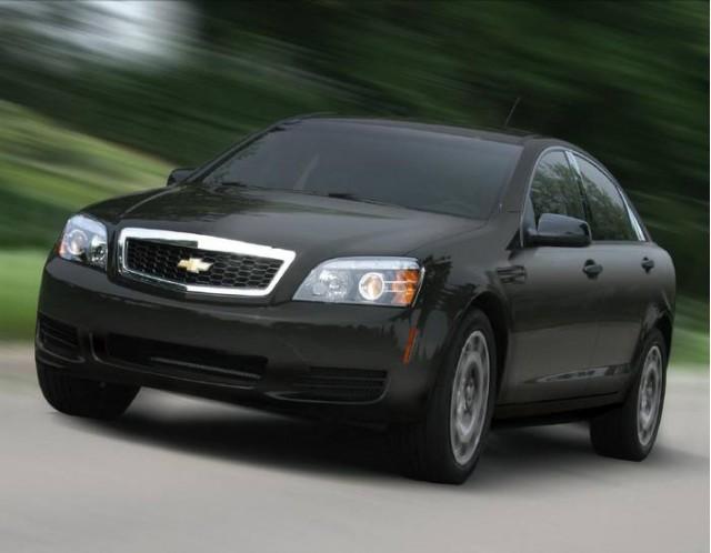 Leaked Chevrolet Caprice Police Detective Ppv M on 2012 Chevrolet Caprice Ppv