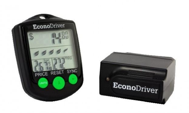 Lemur Vehicle Monitors EconoDriver