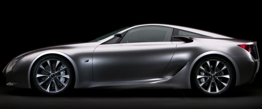 Lexus confirms new supercar will be hybrid