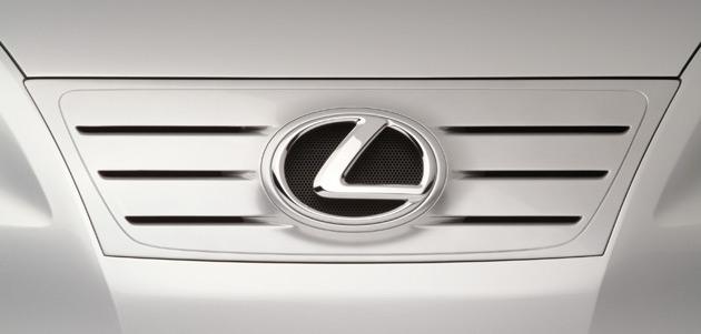 Lexus grille