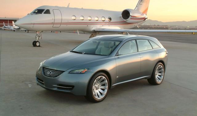 Lexus HPX concept
