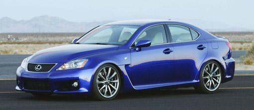 Lexus unveils new F-Sport performance accessory range