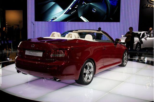 2010 Lexus IS Convertible
