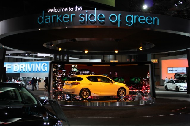 The Dark Side of Green