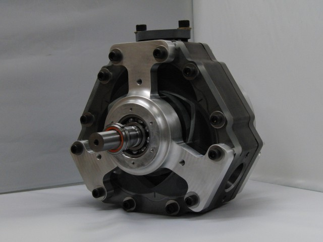 LiquidPiston rotary diesel engine [Image: LiquidPiston]