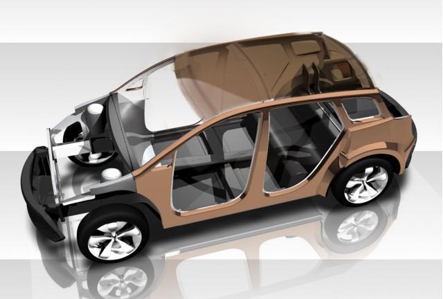 Lotus Engineering's 2020 Toyota Venza study