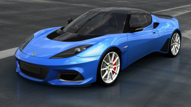 Lotus Evora GT430 Sport revealed