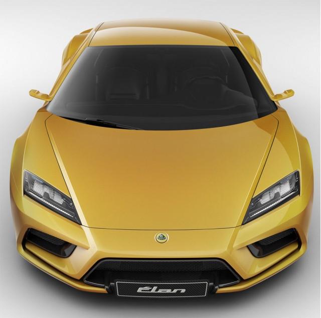 2013 Lotus Elan