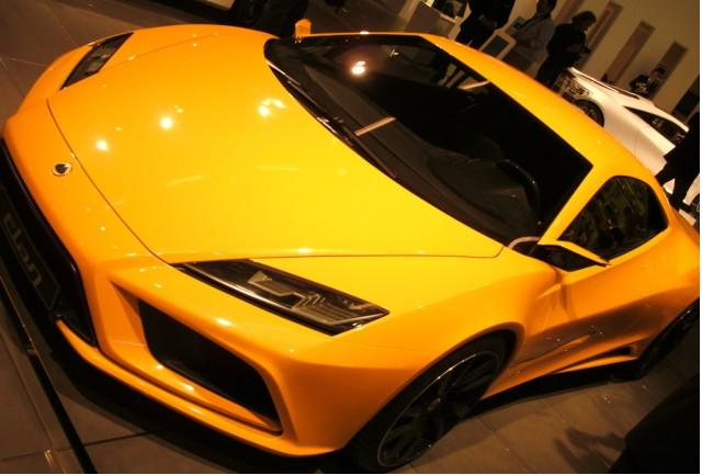 2013 Lotus Elan Concept