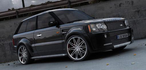 Design Range Rover Sport Coupe