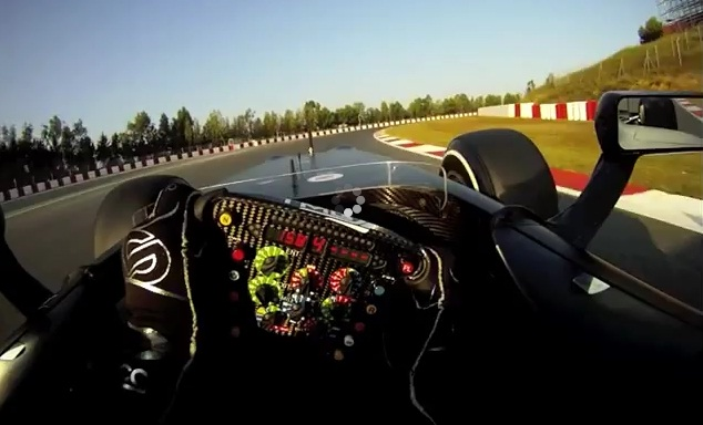 F1 From A Driver S Eye Perspective
