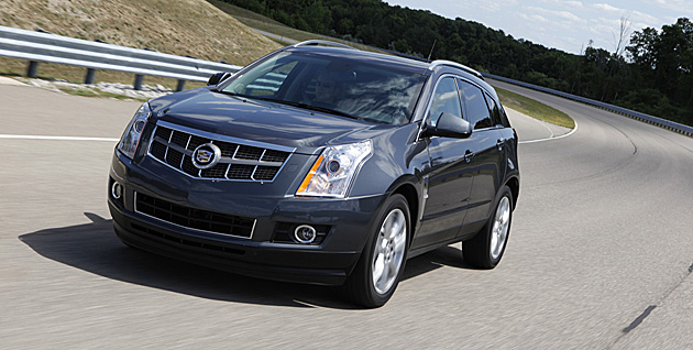 With a 300-horsepower turbo option, the 2010 Cadillac SRX becomes even more compelling.