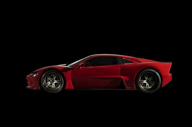 Mach7 Motorsports Falcon supercar