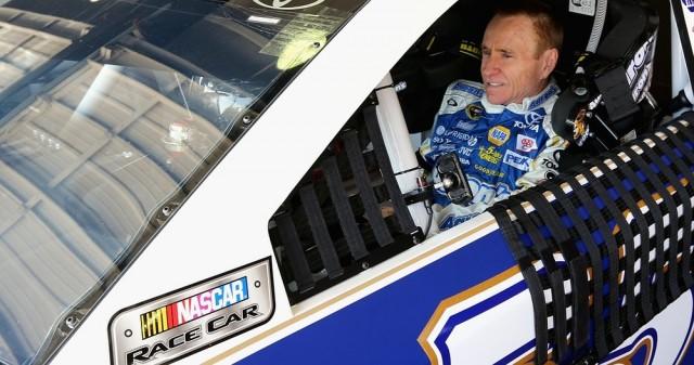 Mark Martin - image: Michael Waltrip Racing