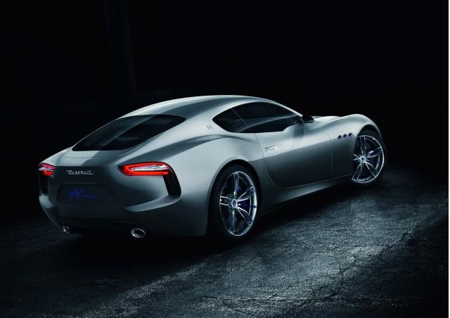 Maserati Alfieri concept, 2014 Geneva Motor Show