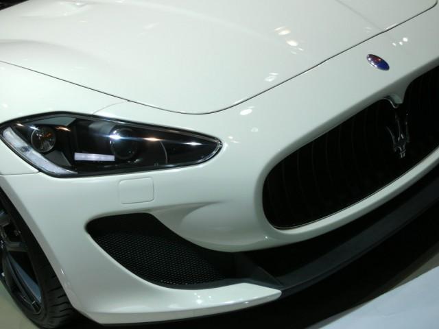 Maserati GranTurismo MC Stradale live photos