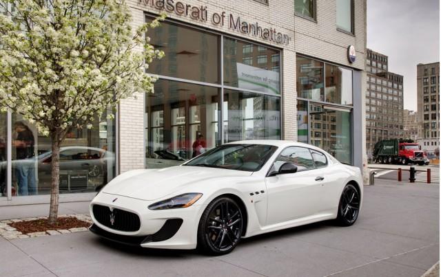 2012 Maserati GranTurismo MC