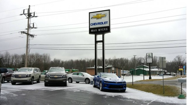 Max Myers Chevrolet in Middlebury, Indiana