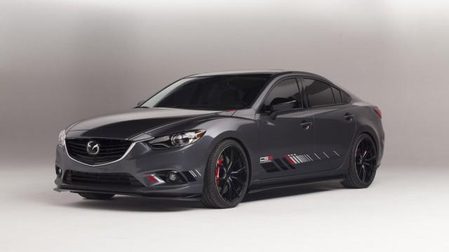 Mazda Club Sport 6 concept, 2013 SEMA Show