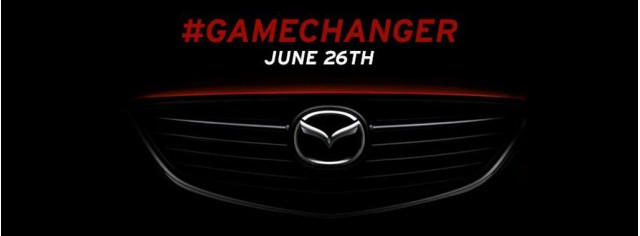 Mazda #GAMECHANGER teaser