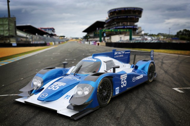 mazda returning to le mans as diesel engine supplier. Black Bedroom Furniture Sets. Home Design Ideas