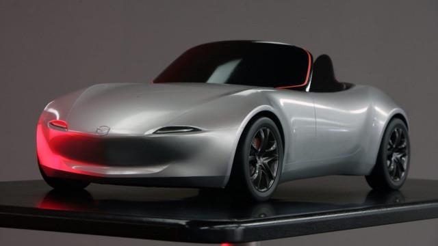 Original Mazda Sports Car