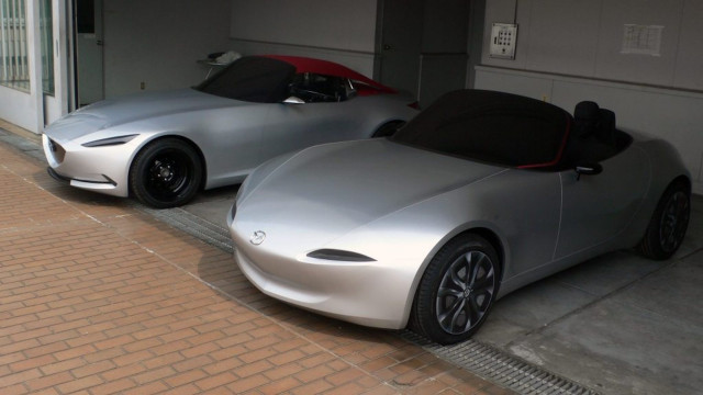 Mazda MX-5 Miata design proposals