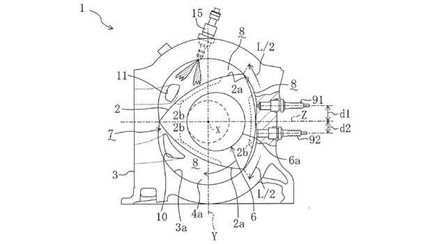 patent application reveals new direct injection rotary engine from patent application reveals new direct injection rotary engine from mazda