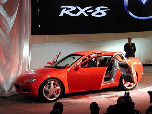Mazda RX-8 Concept