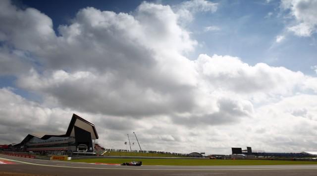 McLaren at the 2012 Formula 1 British Grand Prix