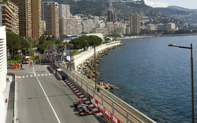 <b>F1 Monaco Grand Prix</b> and the timeless beauty of <b>Monte Carlo</b>