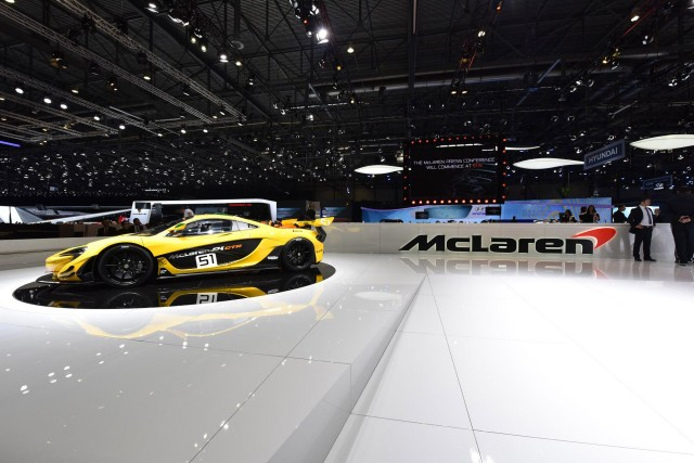 mclaren focused on a lightweight aerodynamic hybrid future. Black Bedroom Furniture Sets. Home Design Ideas
