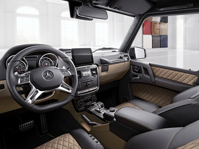 Mercedes-AMG G-Class Exclusive Edition