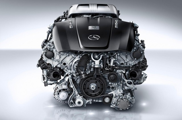 Mercedes-AMG M178 engine