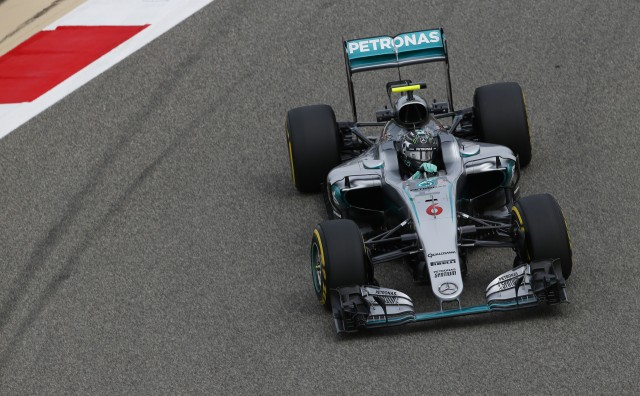 Strong start was key to victory in Bahrain, says Rosberg